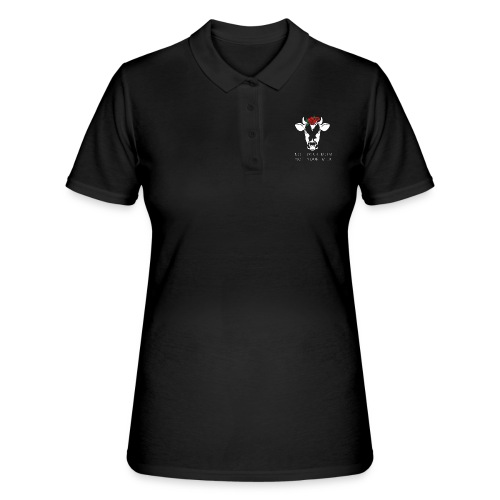 Not you mom not your milk - Polo Femme