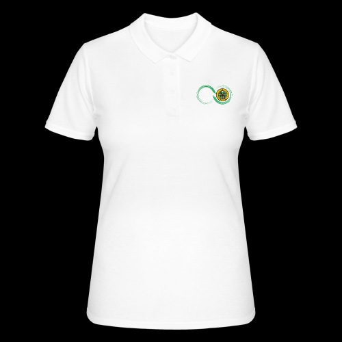 Harp and French CSC logo - Women's Polo Shirt