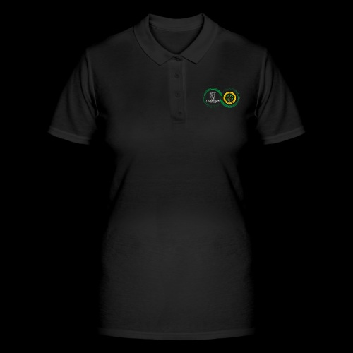 Harp and French CSC logo - Polo Femme