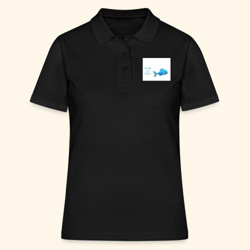 pokerfisch - Frauen Polo Shirt