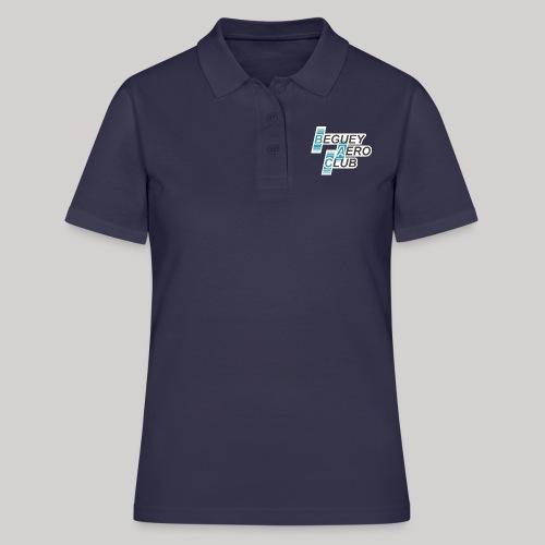logo Le B.A.C. 2018 bordure blanche - Women's Polo Shirt