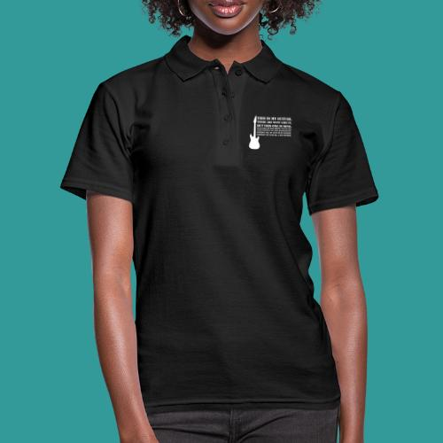 This is My Guitar - Women's Polo Shirt