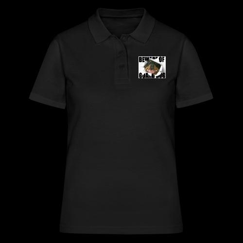 beware of guard dog - Women's Polo Shirt