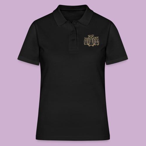 EULEN-FAMILIE - Frauen Polo Shirt