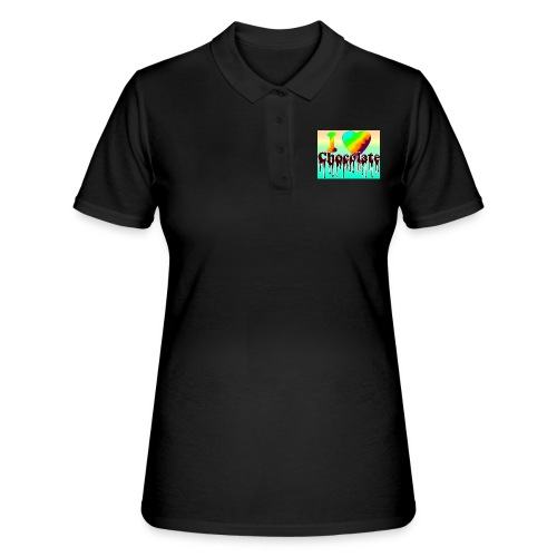 ILOVCHOCO2 copie - Women's Polo Shirt