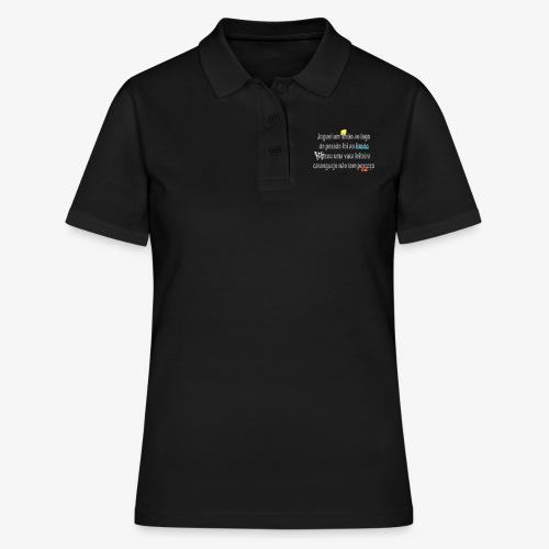 Versinho de infancia - Women's Polo Shirt
