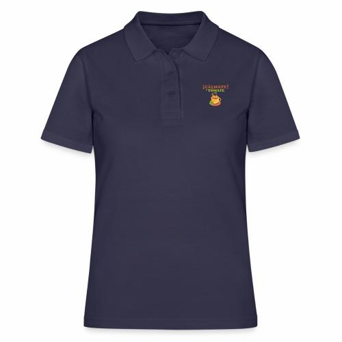 Cámate y tómate un Té - Women's Polo Shirt