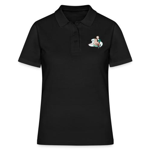 tee-shirt Team Lactée - Polo Femme