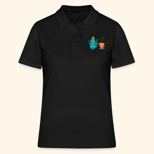 Tea for Toul - Women's Polo Shirt