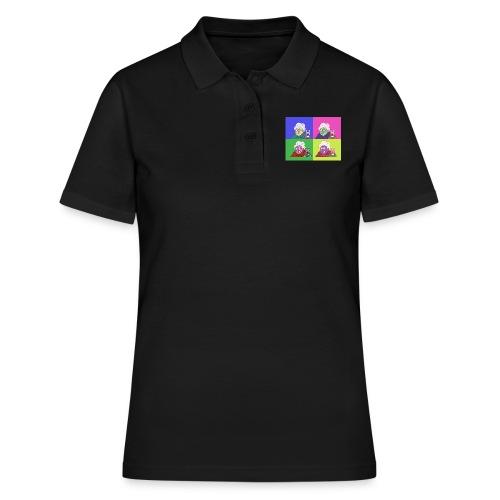 Polete facon warhol - Women's Polo Shirt