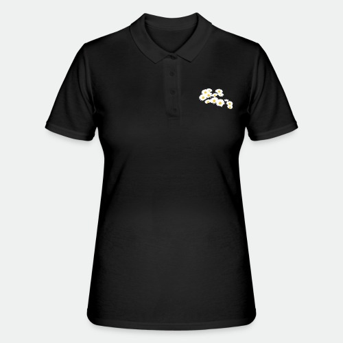 Spring Season Daisies - Women's Polo Shirt