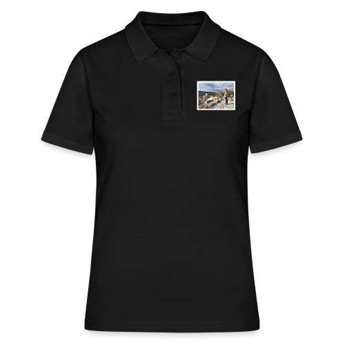 Greece - Koszulka polo damska