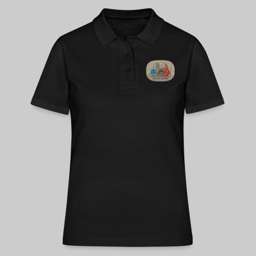 VJocys Santa Blue - Women's Polo Shirt