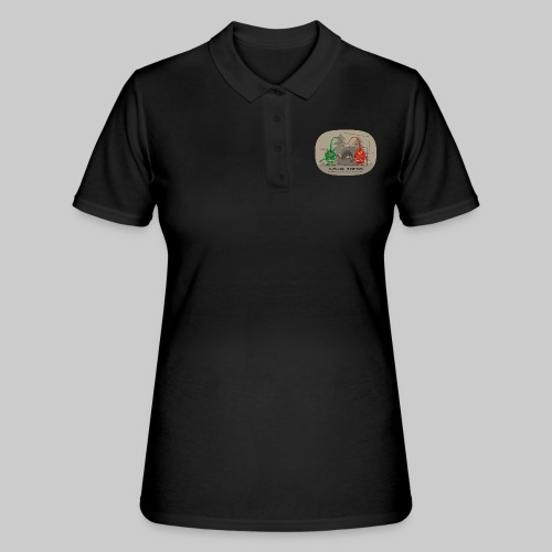VJocys Santa Green - Women's Polo Shirt