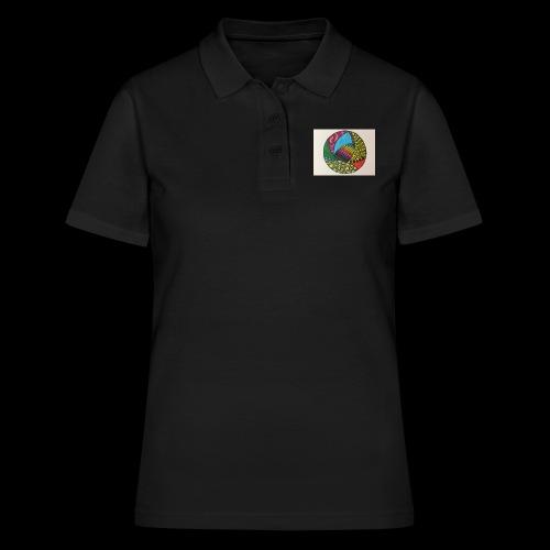 circle corlor - Poloshirt dame