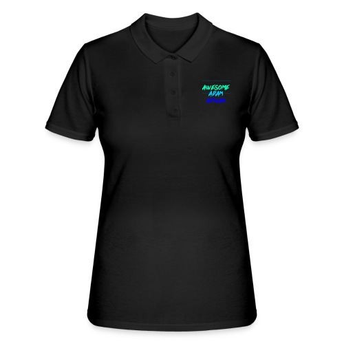 the awesome adam merch - Women's Polo Shirt