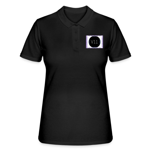 V11's first clothes - Women's Polo Shirt