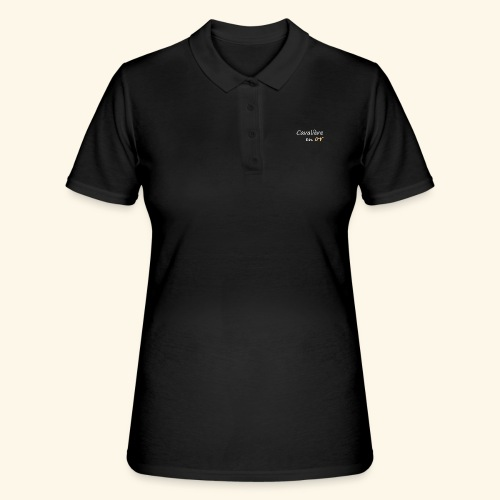 Cavalière en or - Women's Polo Shirt