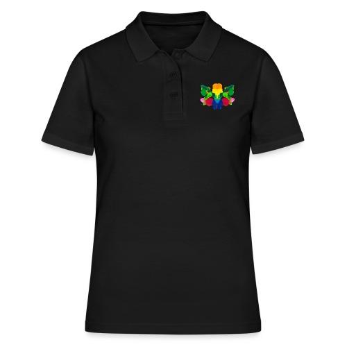 Tintenklecks zur Inspiration - Frauen Polo Shirt