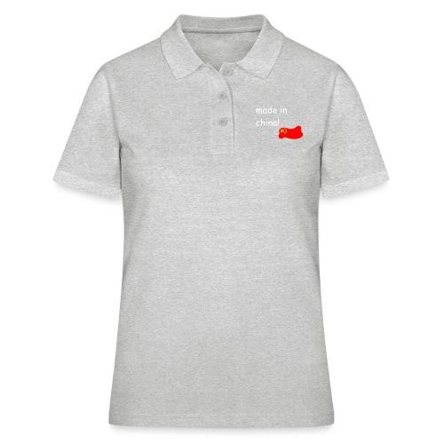 madeinchina - Camiseta polo mujer