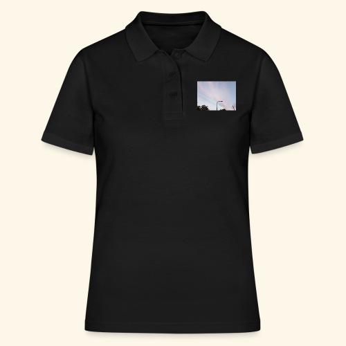 Abendhimmel - Frauen Polo Shirt