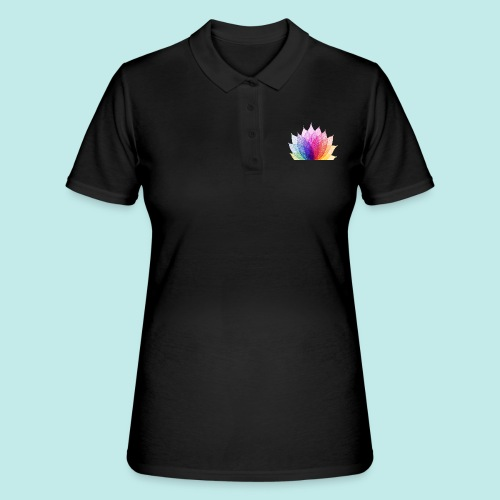 LOTUS POWER - Women's Polo Shirt