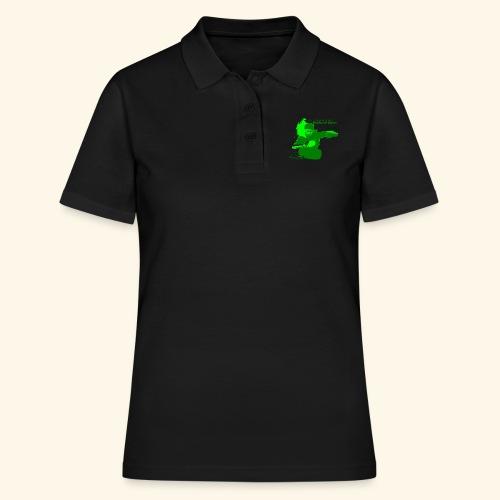 Fallen Sie sieben Mal, stehen Sie acht Tischtennis - Frauen Polo Shirt