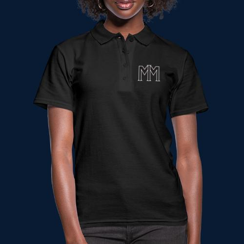 Mighty Mage Emblem - Koszulka polo damska