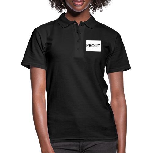 prout - Women's Polo Shirt