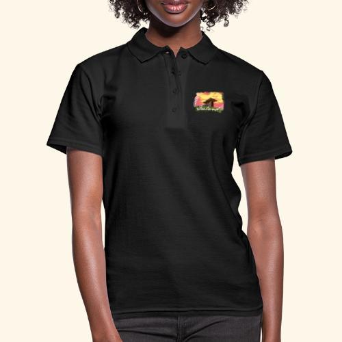 Ireland T Shirts - Frauen Polo Shirt