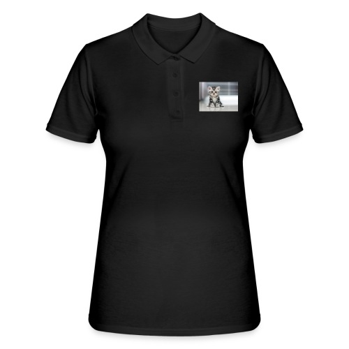 accesoires chat - Women's Polo Shirt