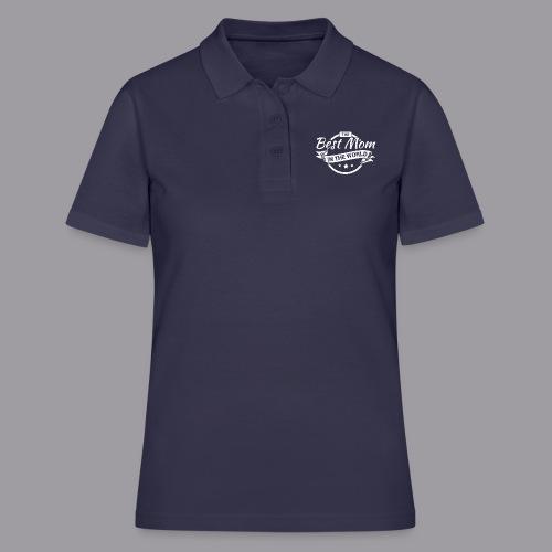 Best Mom In The World - Frauen Polo Shirt