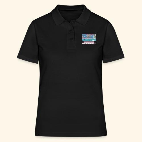 Slur-F05 - Women's Polo Shirt