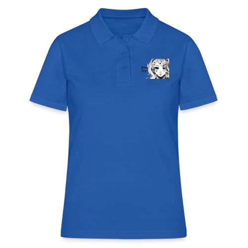 Never Stop - Camiseta polo mujer