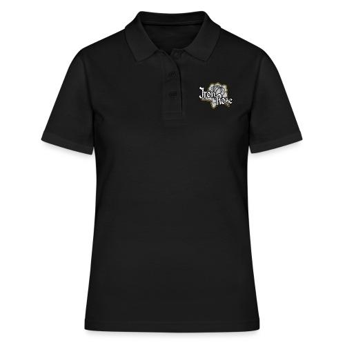 Iron Rose - Frauen Polo Shirt