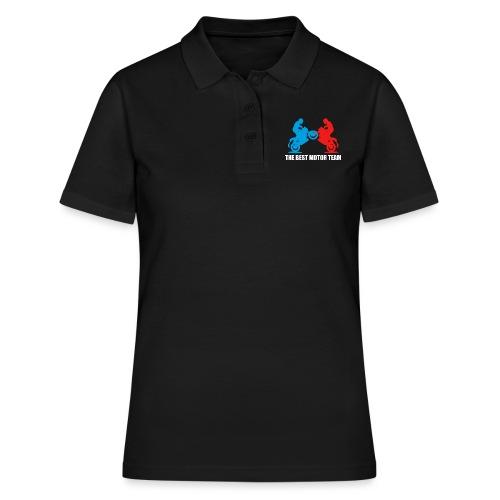 Najlepszy zespół motocyklistów - Women's Polo Shirt