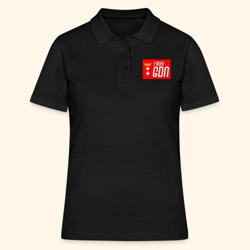 #fromGDN - Women's Polo Shirt