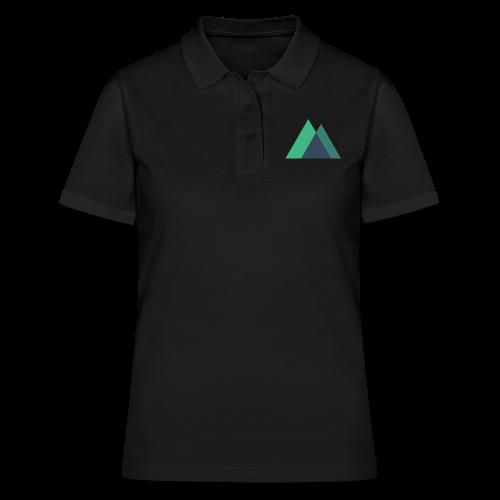 Mountain Logo - Women's Polo Shirt
