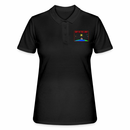 Sky is the limit - Women's Polo Shirt