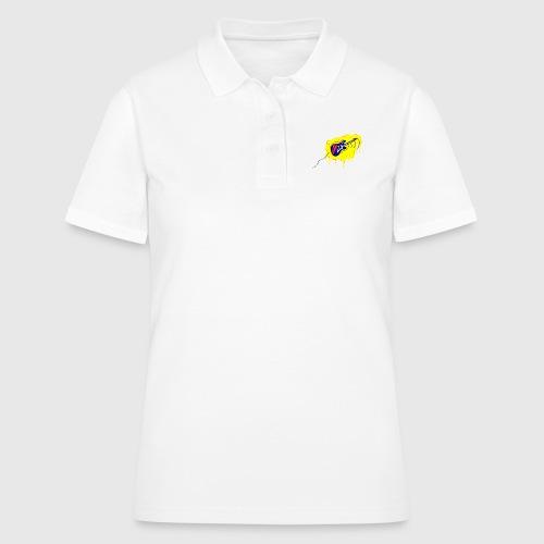 gitaar graffiti-style - Women's Polo Shirt