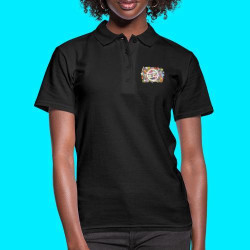 maglia logo doodle - Women's Polo Shirt