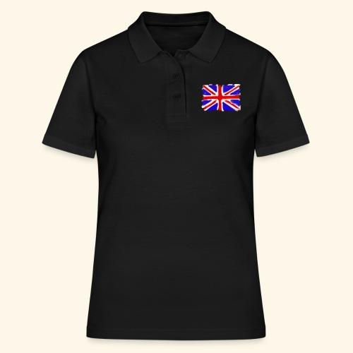 British flag in watercolours - Women's Polo Shirt