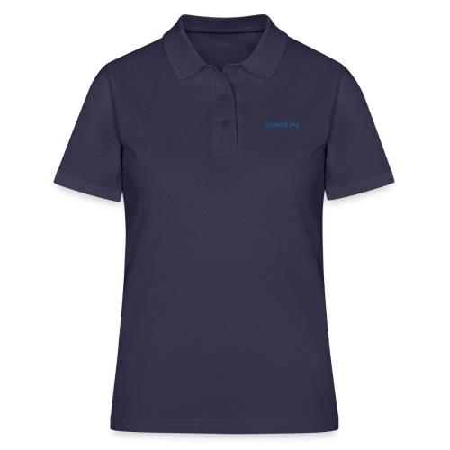 climate pax blue - Frauen Polo Shirt