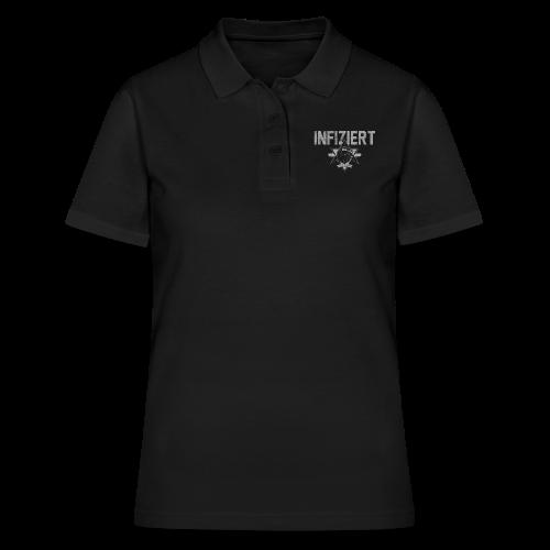 Infiziert2019 - Frauen Polo Shirt