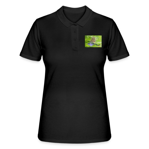 Schmeterling - Frauen Polo Shirt