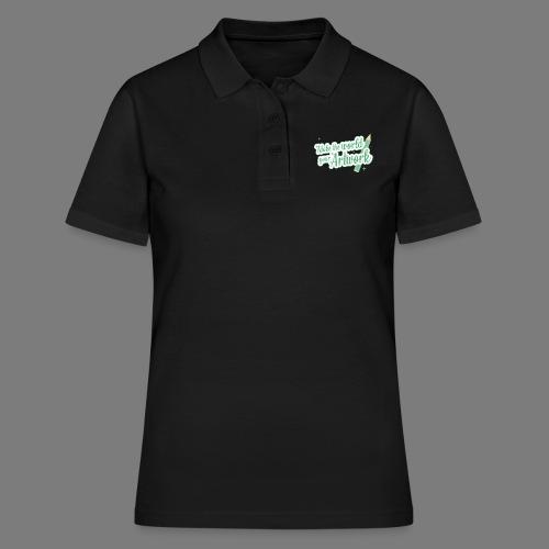 Make the world your Artwork - Women's Polo Shirt