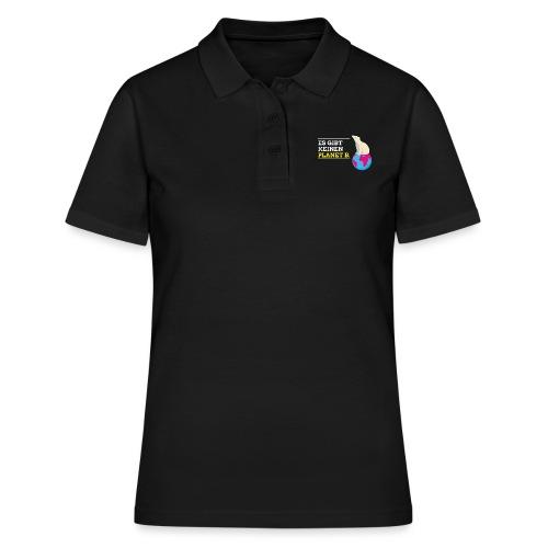 Es gibt keinen Planet B - Frauen Polo Shirt