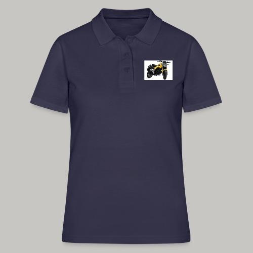 Grom Motorcycle (Monkey Bike) - Women's Polo Shirt