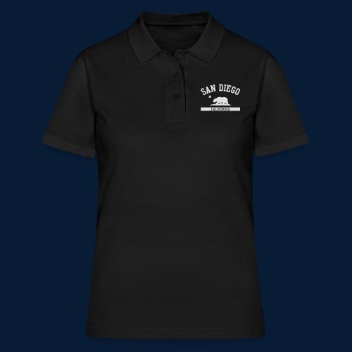San Diego - Frauen Polo Shirt