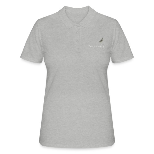 Never stop looking up - Women's Polo Shirt